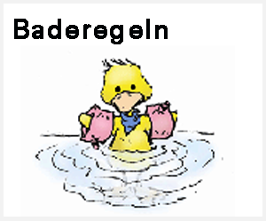 Baderegeln